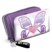 Carteira Porta Moedas Oh My Pop Wings