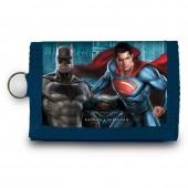 Carteira velcro Batman vs Superman