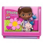 Carteira Velcro Doutora Brinquedos Shake