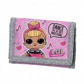 Carteira Velcro LOL Surprise Dance