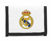 Carteira velcro Real Madrid History