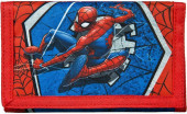 Carteira Velcro Spiderman