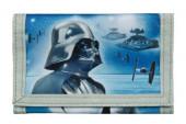 Carteira Velcro Star Wars Azul