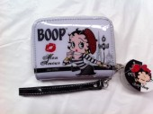 Carteirinha mini Betty Boop - Mon Amour