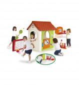 Casa Feber Multi Activity House 6 em 1
