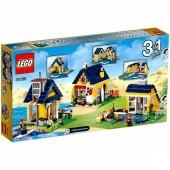 Casa praia LEGO Duplo