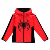 Casaco com Capuz Miles Morales Spiderman Marvel