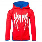 Casaco com Capuz Spiderman Marvel