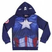 Casaco fato Capitão América Marvel