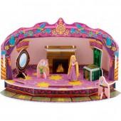 Cenário Princesa Disney Rapunzel