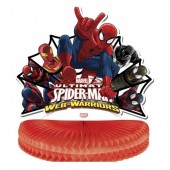 Centro de Mesa Festas Spiderman Web Warriors