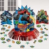 Centros de Mesa Blaze Monster Machines