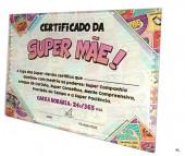 Certificado Super Mãe