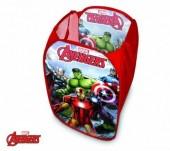 Cesto guarda brinquedos Marvel Avengers