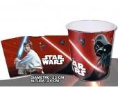 Cesto papéis grande Disney Star Wars