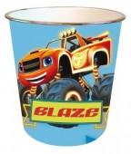 Cesto Papéis grande do Blaze e as Monster Machines