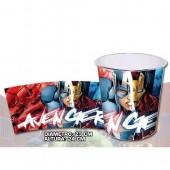 Cesto papéis grande Marvel Avengers