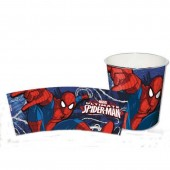Cesto papéis Marvel Ultimate Spiderman
