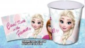 Cesto Papeleira Disney Frozen - Floral