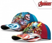 Chapéu Cap algodão Avengers Marvel - sortido