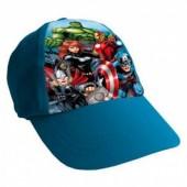 Chapéu Cap azul Marvel Avengers