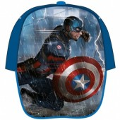 Chapéu CAP Capitão América Civil War