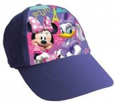Chapéu CAP infantil Minnie Paris