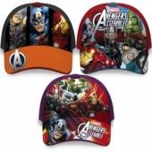 Chapeu CAP Marvel Avengers