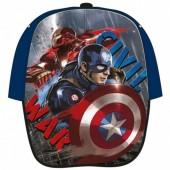 Chapéu CAP Marvel Capitão America Civil War