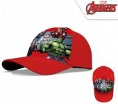 Chapéu Cap Vermelho Avengers - Marvel
