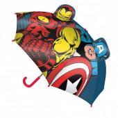 Chapéu Chuva 3D Avengers Marvel 42cm