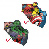 Chapéu Chuva 3D Pop-Up 45cm Avengers sortido