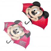 Chapéu Chuva 3D Pop-Up Mickey e Minnie sortido
