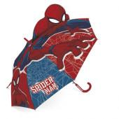 Chapéu Chuva 3D Spiderman 48cm