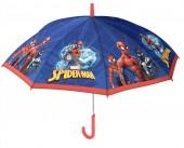 Chapéu chuva automático 48cm Spiderman