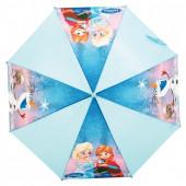 Chapéu Chuva Automático Frozen Disney 48cm