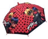 Chapéu chuva automático Ladybug 46cm
