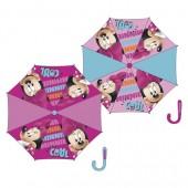 Chapéu chuva automático Minnie Disney - Sortido