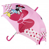 Chapéu Chuva Automático Minnie Rosa 48cm