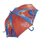 Chapéu Chuva Automático Spiderman 48cm