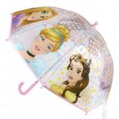 Chapéu Chuva bolha 45cm manual Princesas Disney