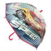 Chapéu Chuva Bolha Cars 45cm