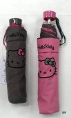Chapéu chuva curto Hello Kitty