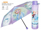 Chapéu Chuva Dobrável Frozen 2 Journey 50cm