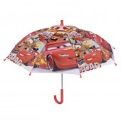 Chapéu chuva manual 38cm Cars Disney