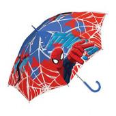 Chapéu Chuva Manual Homem-Aranha 40cm