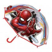 Chapéu Chuva Manual POE 45cm Spiderman Sortido