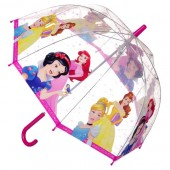 Chapéu chuva manual Princesas Disney 48cm