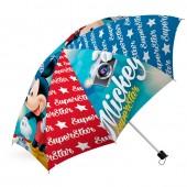 Chapéu chuva Super Star Mickey 40cm.