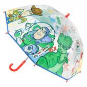 Chapéu Chuva Transparente Toy Story 45cm
